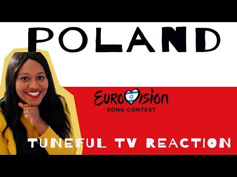 EUROVISION 2019 - POLAND - TUNEFUL TV REACTION & REVIEW