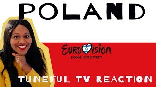 EUROVISION 2019 - POLAND - TUNEFUL TV REACTION &amp REVIEW