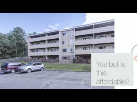 Halifax Nova Scotia  - Affordable Housing