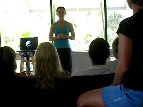 Demonstration Speech - Joni Miller