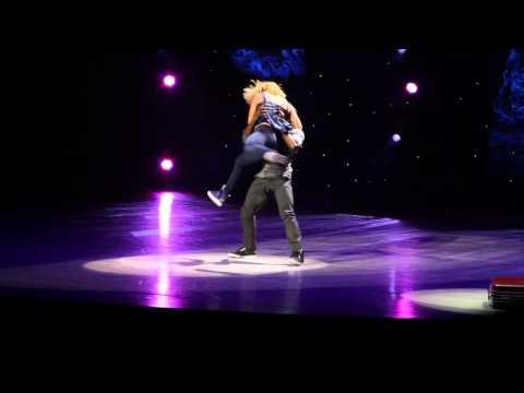 SYTYCD7 Tour - Adechike & Lauren
