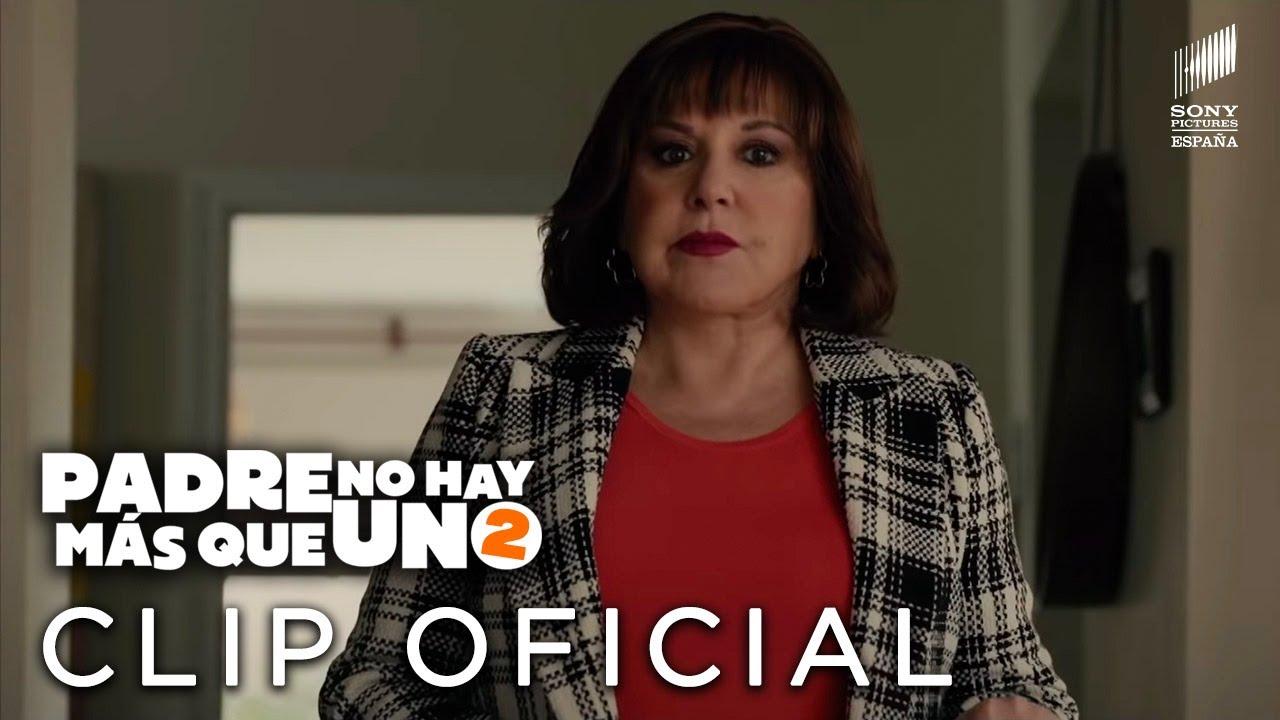 """PADRE NO HAY MÁS QUE UNO 2. Loles León es """"la suegra"""". Ya en cines ..."""