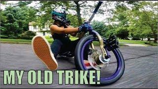 I Miss Riding My Old Trike