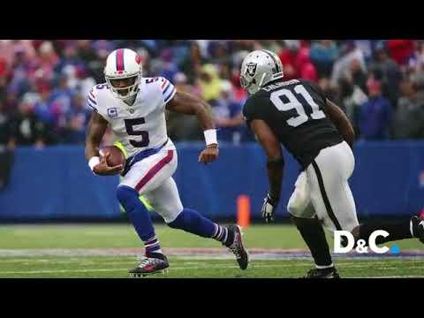 Nov. 9, 2017 - Mike Catalana is my guest as we talk Bills-Saints