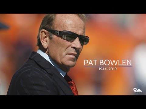 Broncos owner Pat Bowlen dies at 75 after long battle with Alzheimer's disease