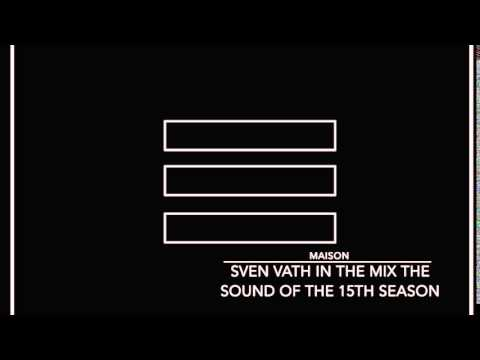 Techno: Sven Vath In The Mix The Sound Of The 15th Season[Cocoon Recordings