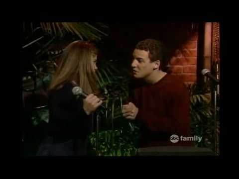 "Boy Meets World: Cory And Topanga Sing Karaoke ""War"""