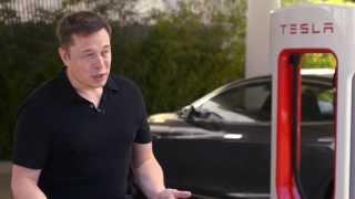 Supercharger Announcement