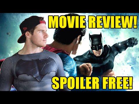 Batman v Superman: Dawn of Justice- Movie Review: SPOILER FREE!