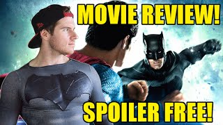 Batman v Superman: Dawn of Justice- Movie Review: SPOILER FREE!