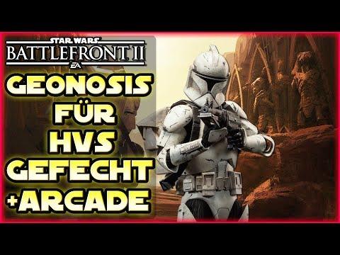 News: Geonosis für HvS Gefecht und Arcade! - Count Dooku Update Star Wars Battlefront 2 thumbnail