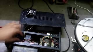 UPS External Fan Installation || Super Cheap || Timelapse