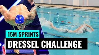 CAELEB DRESSEL | 15m Underwater Challenge