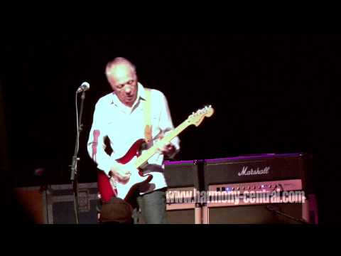 Robin Trower guitars and gear