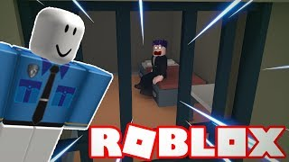 ESCAPE FROM PRISON WITH VIEWERS • ROBLOX [#77]