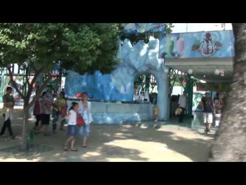 Vòng quanh công viên Đầm Sen