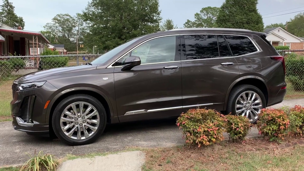 2020 cadillac xt6 premium luxury awd quick look - youtube