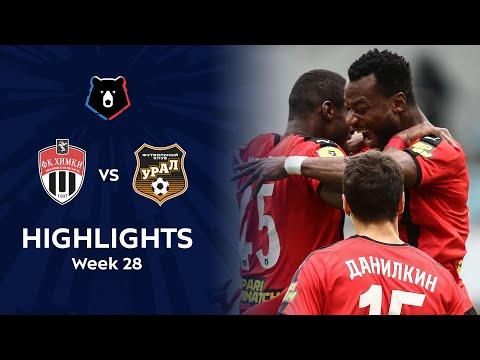 Khimki Ural Goals And Highlights