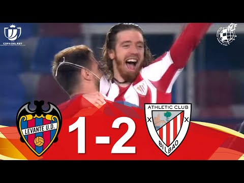 Levante Ath. Bilbao Goals And Highlights