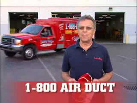 Clear the Air with an Duct Cleaning   Safety King