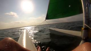 Catamaran GoPro