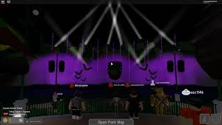 Univeral Studios Roblox Theme Park Halloween Horror Nights 2019 - Jack's Nightmare in the Sky.