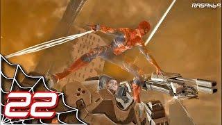 The Amazing Spider-Man (PC) walkthrough part 22 (Smythe)