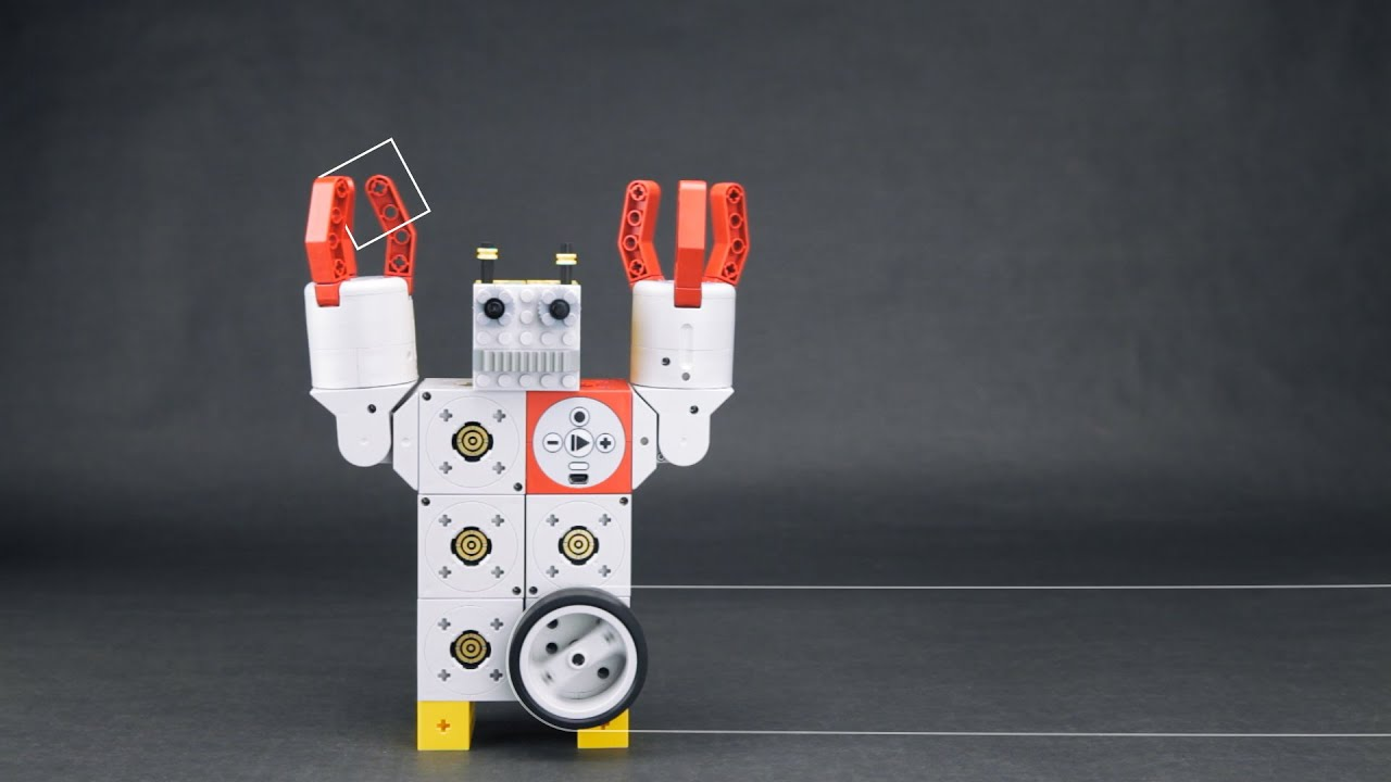 Tinkerbots Robot building kits for all ages