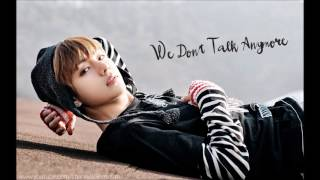 뷔 (V) - We Don't Talk Anymore (Full Fanmade Ver.)