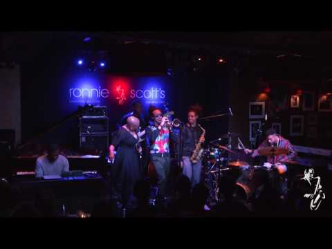 "Dee Dee Bridgewater/Theo Croker Band - ""Save Your Love For Me"" Live at Ronnie Scott's"