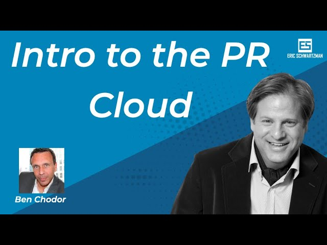 Top 3 Benefits of the PR Cloud with Intrado President Ben Chodor