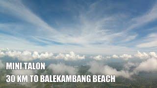 Mini Talon - 30km to Balekambang Beach