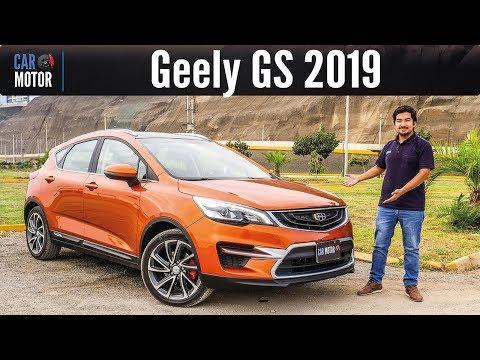 Geely GS 2019 - Un nuevo auto chino | Prueba / Test / Review