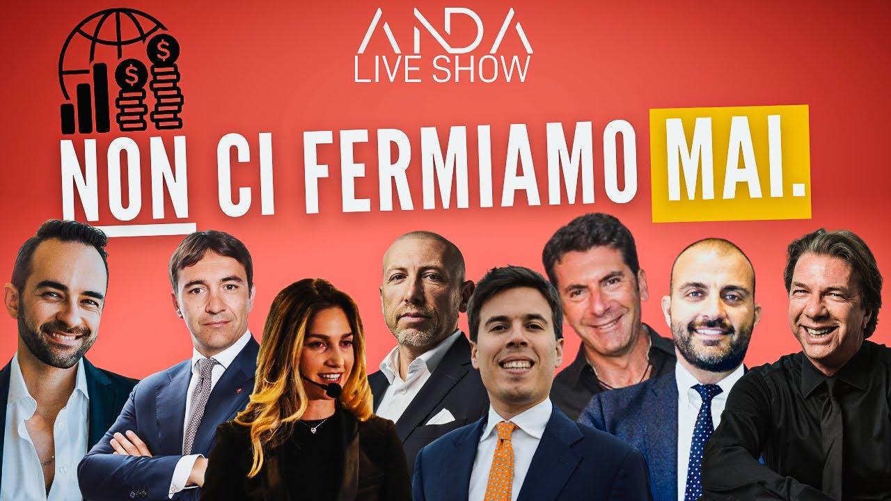ANDA Live Show 4 – Non Ci Fermiamo Mai.