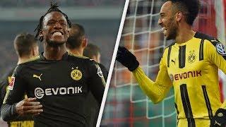 Duell mit Aubameyang: In diesem Punkt ist Dortmunds Batshuayi schon besser | SPORT1