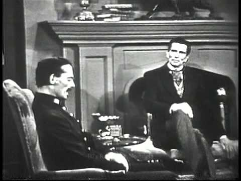DR JEKYLL & MR HYDE.  Starring Micheal Rennie.  1955 Climax Theatre TV Episode