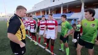 Чемпионат России по регби-7 среди юношей 1996 года рождения