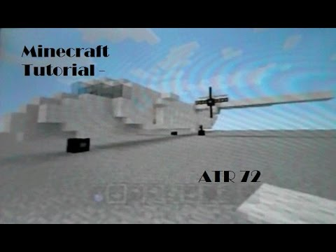 Minecraft Tutorial - ATR 72
