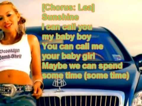 Lil' Flip - Sunshine feat. Lea HQ lyric video