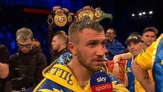 'I WANT ALL THE BELTS' - Lomachenko outpoints Campbell