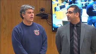 No charges for father who rushed at Larry Nassar