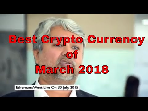 Best Crypto Currency of March 2018 In English ||