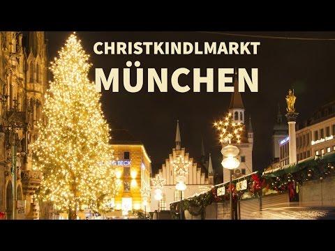 Munich Christmas Market (Christkindlmarkt München) 2016