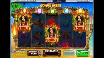 Tiki Tastic Bonus Game @ William Hill Casino
