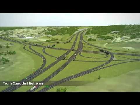 West Calgary Ring Road project