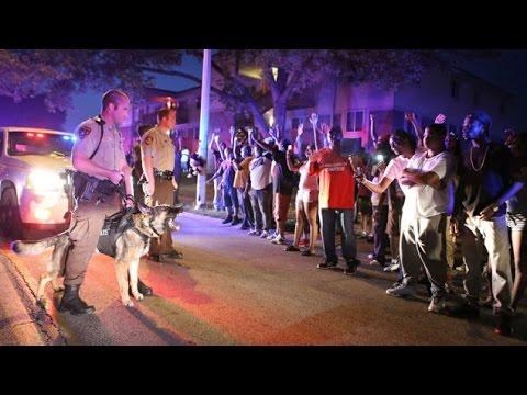 Michael Brown Shooting : Police Brutality Against Black People