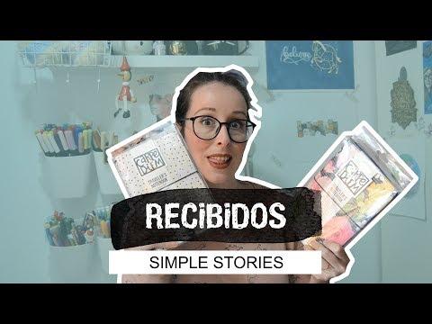 Simple Stories Bebé Pegatinas 10132 Oh