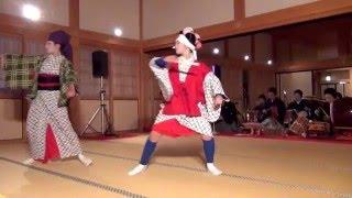 2012.5.12 熊本城本丸御殿 春の宴 阿蘇をどり 【出演】 中村花誠と花と...