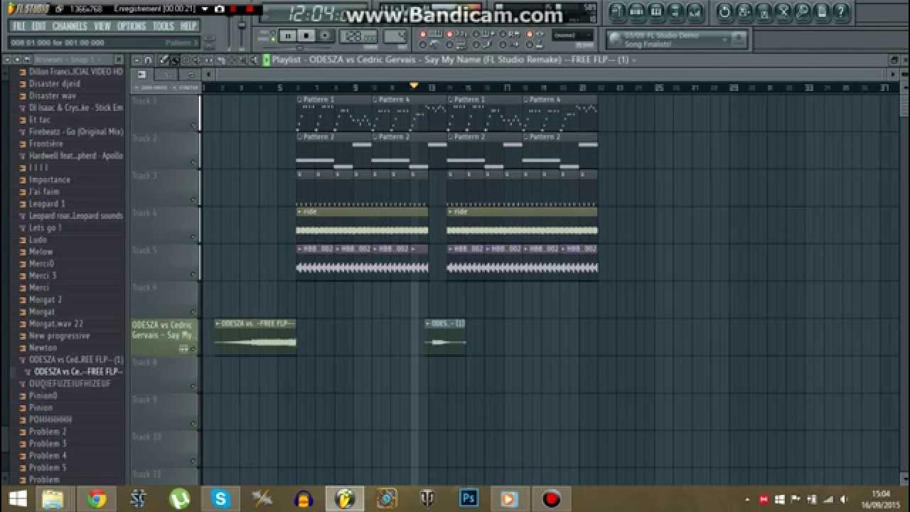 how to make fl studio say your name