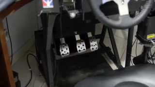Sim Racing Cockpit